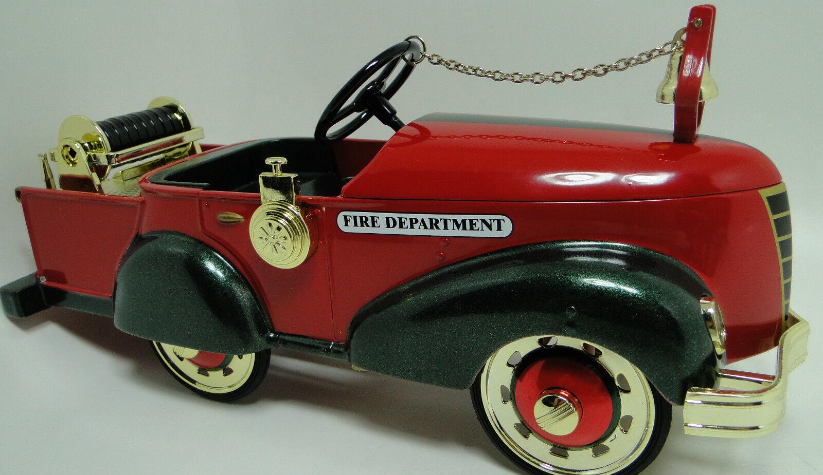Pedal de camión de bomberos Motor 1930s coche Ford Metal Vintage   leer la descripción completa página