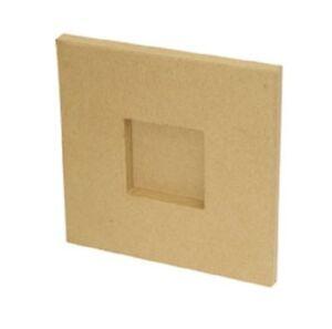 Decopatch Quadratischer Rahmen 8 5 X 8 5 Cm Dekopatch Bilderrahmen