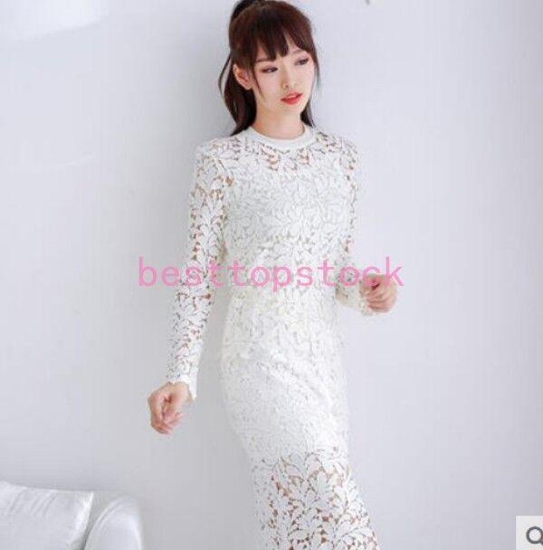 Runway Popular Designer New damen Floral 2Pcs Coat+Skirt Outfit Suits Sets Dress