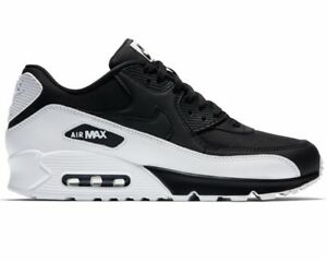 air max noir blan
