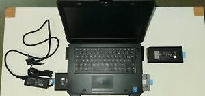 "Dell Latitude 5404 14 rugged - 14"" - I5-4310U - 8Go - SSD 256Go + 2 batteries"