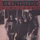 Blindsided by Blindside Blues Band (CD, Sep-1994, Shrapnel)