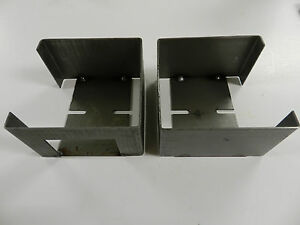 trailer metal tail light guard bracket steel square 6 7 8 function 1 lh am. Black Bedroom Furniture Sets. Home Design Ideas