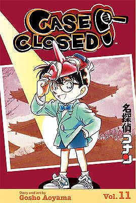 Case Closed Volume 11: v. 11 (Manga), Aoyama, Gosho, New Book