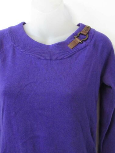 Neck Taglie Sweater Detail M Ralph L Lauren S Buckle W Nwt 7qB0wYH