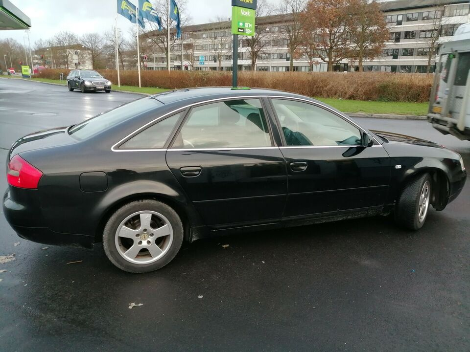 Audi A6, 2,0, Benzin