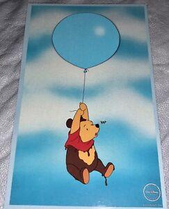 Disney Winnie The Pooh And The Honey Tree Rare Promo Card