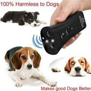 Petgentle Ultrasonic Anti Dog Barking Pet Trainer LED Light Gentle Chaser Device