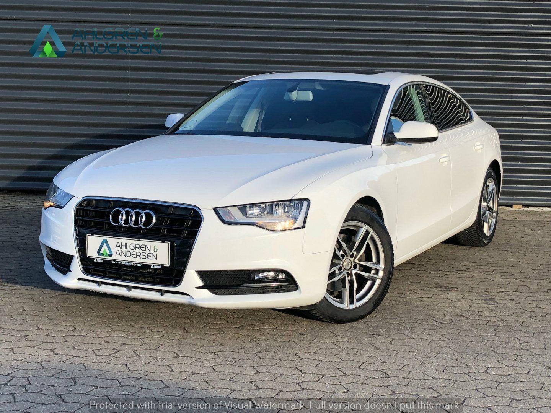 Audi A5 2,0 TDi 150 SB Multitr. 5d - 269.900 kr.