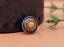 10X-Silver-Tone-Flower-Leather-Craft-Bag-Belt-Purse-Decor-Turquoise-Conchos-Set miniature 25