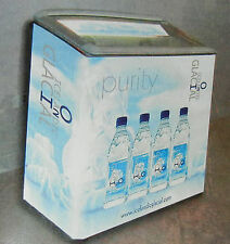 80 Bottle Pop Up Commercial Horizontal Impulse Refrigerated Cooler Ln
