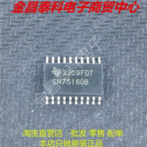 1pc SN75160B SN75160BDWR SOP Octal General-Purpose Interface Bus Transceiver