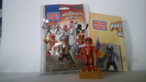 Mega Bloks Power Rangers Super Megaforce Series 2 Figure