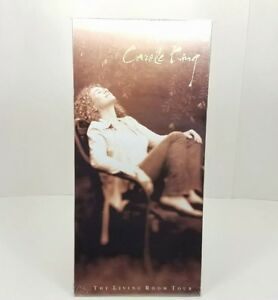 Image Is Loading New Carole King The Living Room Tour Longbox