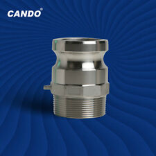 Candof 400 4 Camlock Coupling Cam And Groove Aluminum Trash Pump Adapter