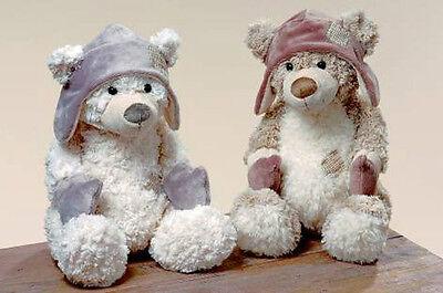 Teddybär 35 cm NEU (675070) NEU Plüschbär Teddy Kuscheltier Kuscheltededy