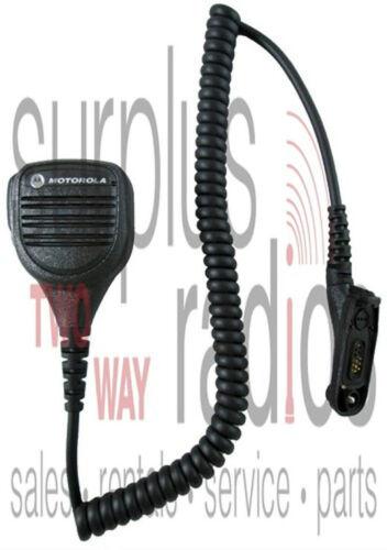 Motorola OEM Submersible Remote Speaker Mic PMMN4040A XPR6550 XPR6350 XPR6500