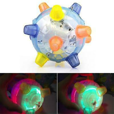 Baby Kind Klassiker Toy Jumping Flashing Light Up Vibrating