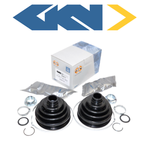 OEM-Front-Axle-Outer-CV-Joint-Boot-Kit-2pc-GKN-Loebro-BMW-E46-325xi-330xi-E53-X5
