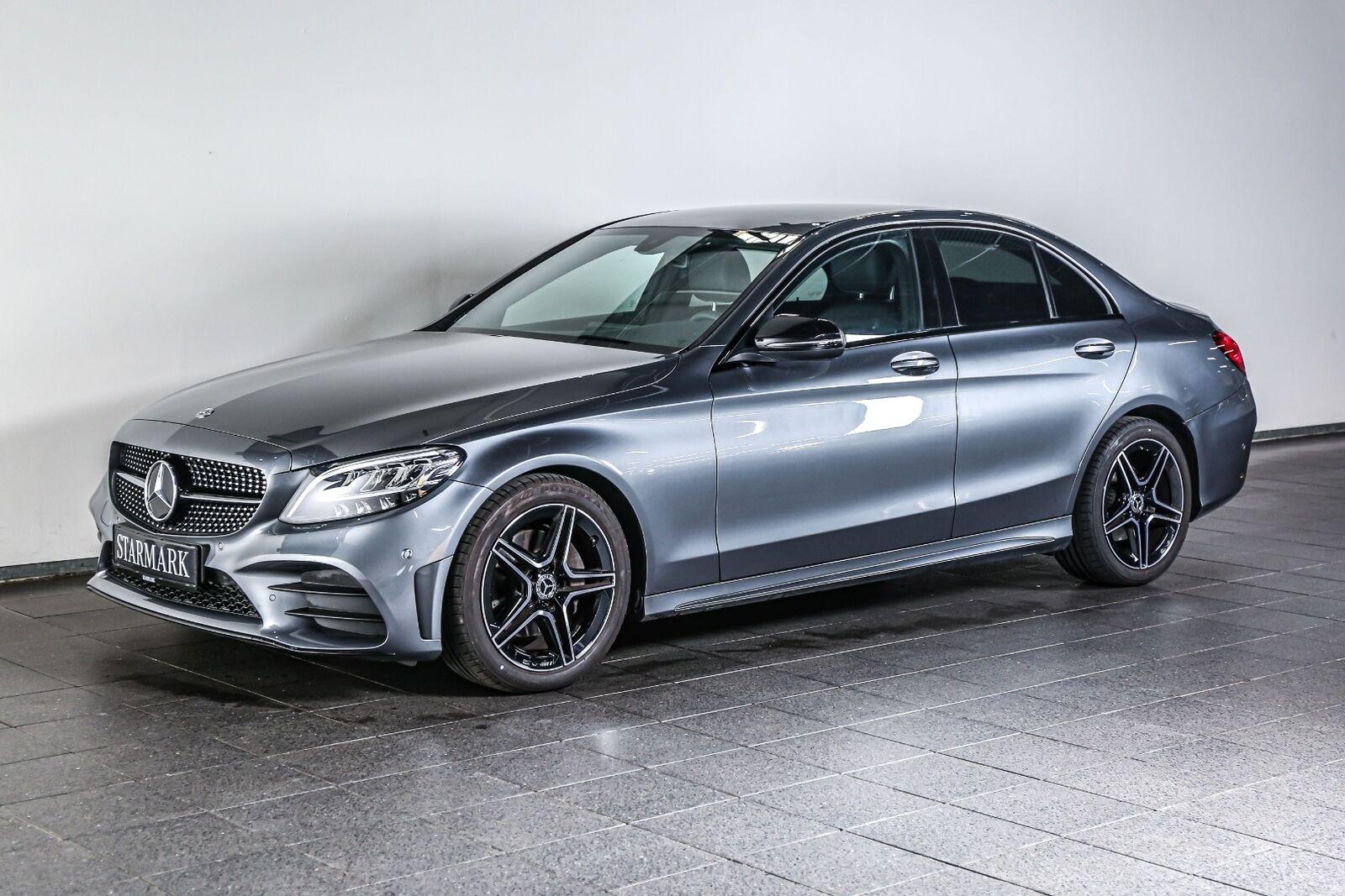 Mercedes C200 1,5 AMG Line aut. 4d - 489.900 kr.