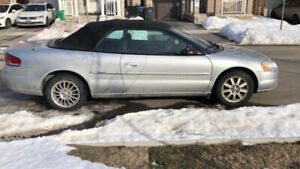 2004 Chrysler Sebring Front wheel