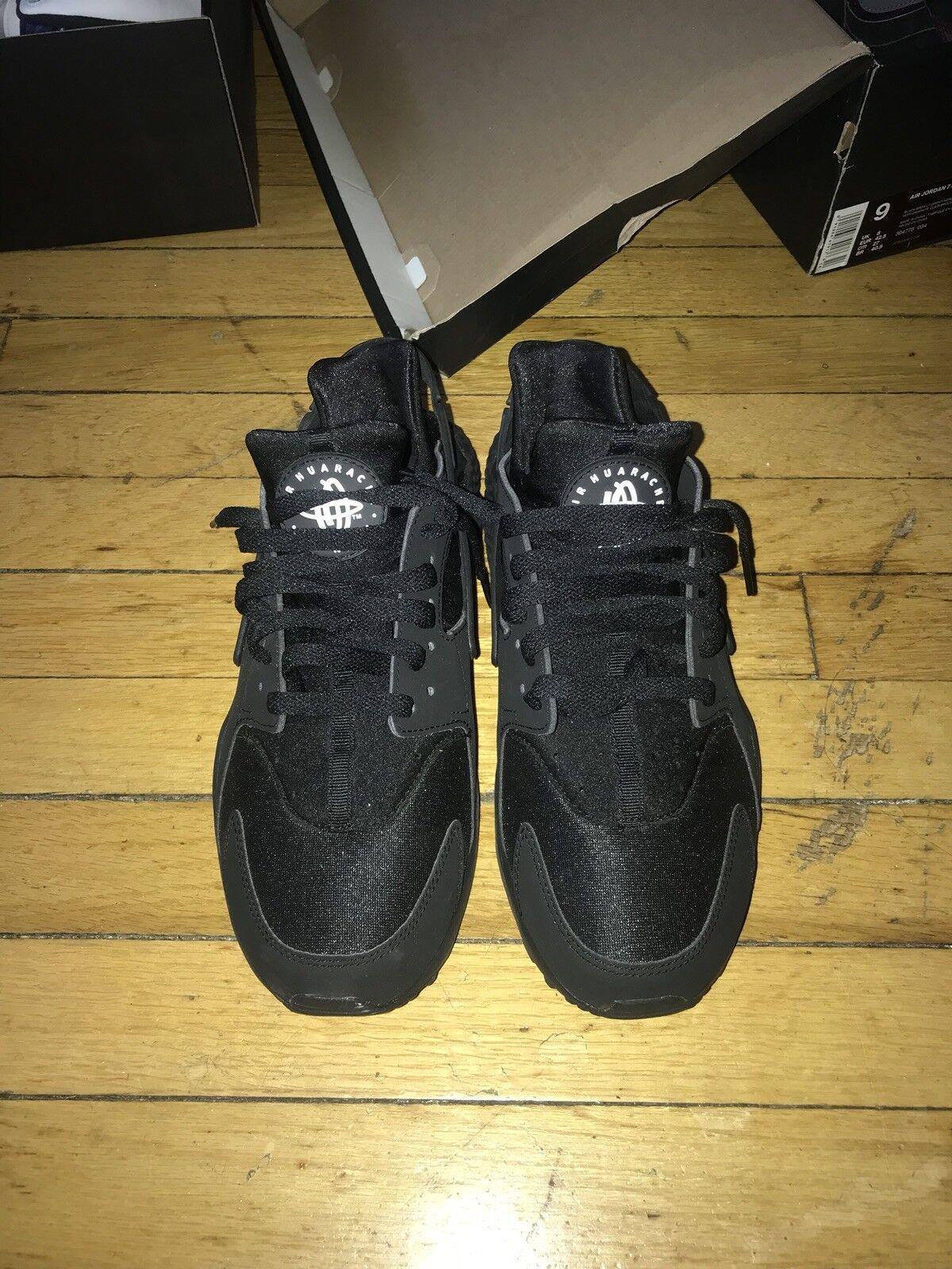 Nike Huarache Triple Black  Cheap and fashionable