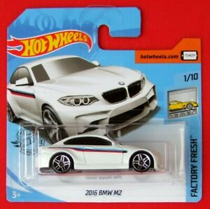 Hot-Wheels-2019-2016-bmw-m2-200-250-neu-amp-ovp
