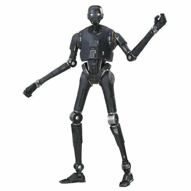 """K-2SO DROID Rogue One A Star Wars Story 3.75/"""" Action Figure 2016New MOC"""