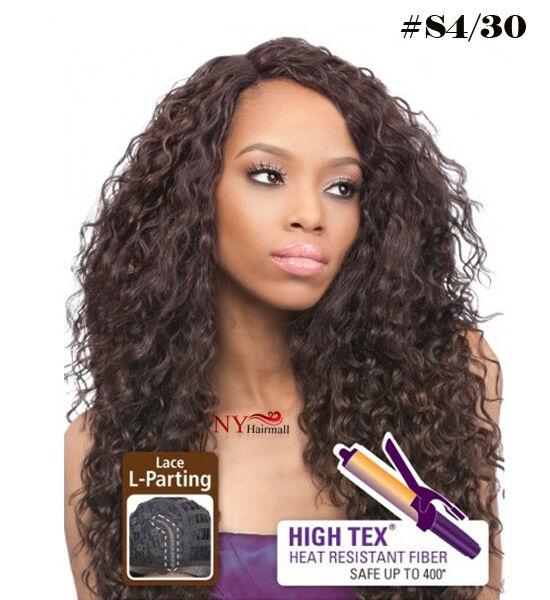 Outre Batik Bundle Hair L Part Lace Front Wig - Peruvian