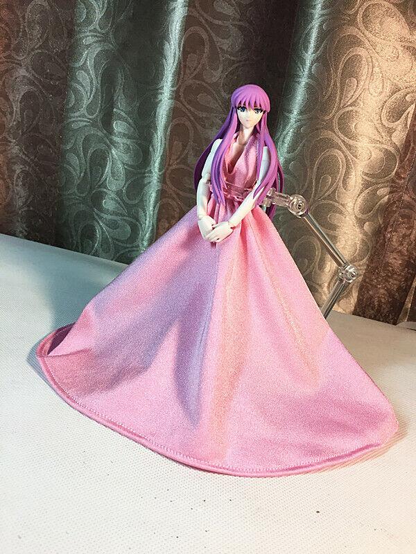 Saint Seiya Athena BJD OB Doll Clothes Evening Dress Suit Ten Anniversary N