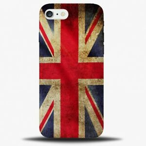 Antique Faded Union Jack UK British Flag iphone 11 case