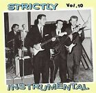 Strictly Instrumental, Vol. 10 by Various Artists (CD, Jun-2008, Buffalo Bop)