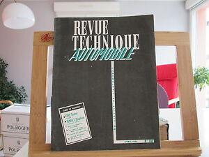 REVUE-TECHNIQUE-AUTOMOBILE-N-180-AVRIL-1961-TBE-FORD-TAUNUS-RENAULT-DAUPHINE