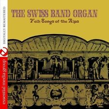 Swiss Band Organ - Folk Songs of the Alps [New CD] Manufactured On Demand