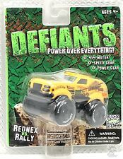 Defiants Vehicle Yellow Trouble Marker Rally Truck New