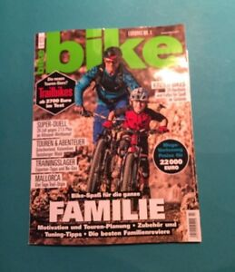 Bike D'EUROPE Nº 1 03/2018 vélo Magazine non lu 1 A absolument Top