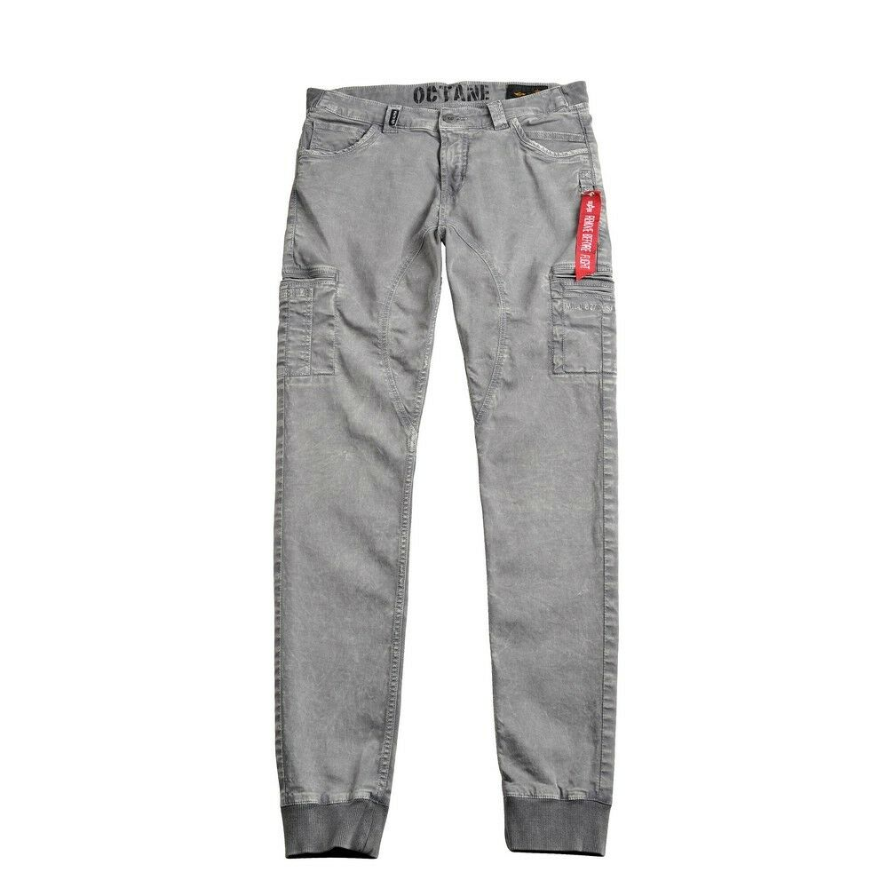 Alpha INDUSTRIES da Uomo Uomo Uomo Pantaloni Octane Pant dimensioni da 29 a 38 NUOVO db32a7