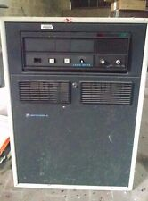 Motorola Micor Series Low Band VHF High Power Repeater Base Station Cabinet