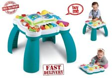 Item 6 Leapfrog Learn And Groove Musical Table Activity Center Toddler Learning Desk