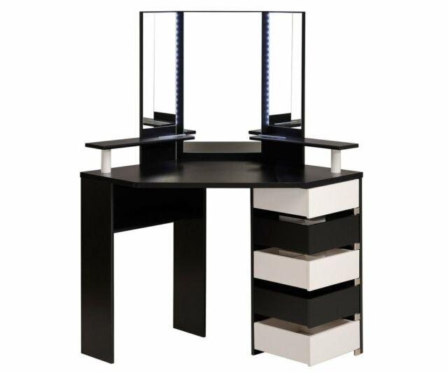 Volage Corner Makeup Table For Online