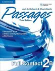 Passages Level 2 Full Contact B: Level 2B by Jack C. Richards, Chuck Sandy (Paperback, 2014)