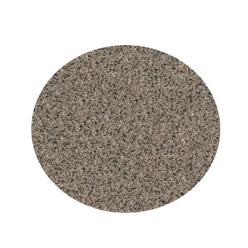 Round Mink Taupe Super Thick Luxury Soft Shaggy Living Room RUG 120 160cm 200cm
