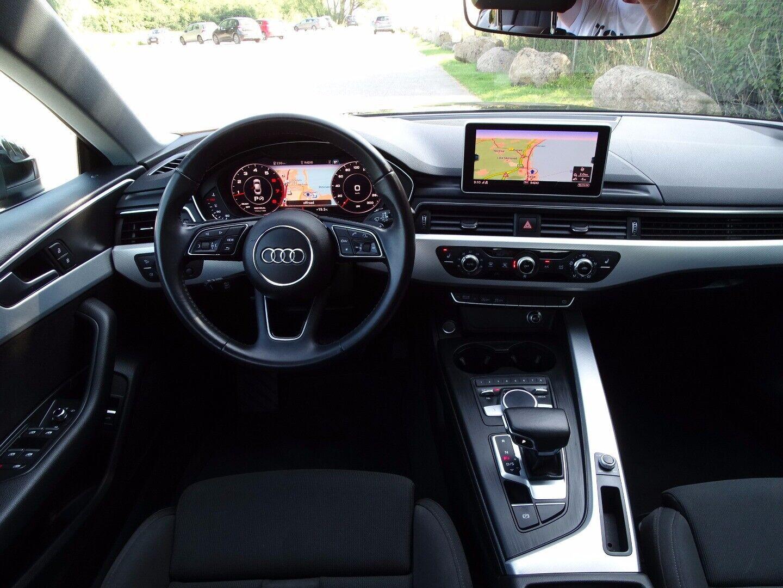 Audi A5 2,0 TFSi 190 Sport Sportback S-tr. - billede 7