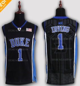 e0a72c3630a9 ... inexpensive image is loading kyrie irving duke blue devils mens  basketball jersey bb0af 6c597