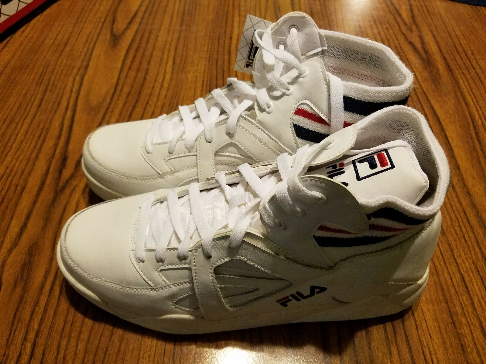 info for 480ea 69586 Fila Cage Mens Size 13 New Brand ntltlj2951-Athletic Shoes - www ...