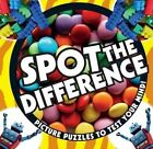 Puzzle Pix: Can You Spot the Difference? by Carlton Books Ltd (Hardback, 2014)