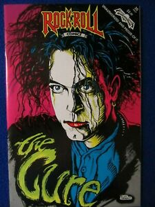 THE-CURE-ROCK-N-ROLL-COMICS-1991-1ST-PRINT