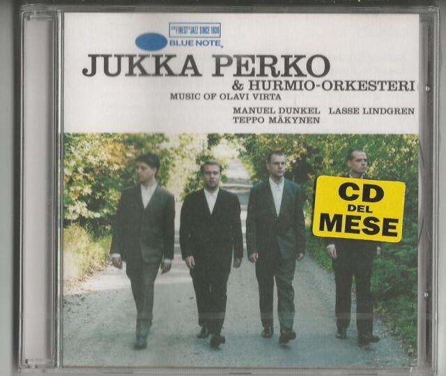 "JUKKA PERKO & Hurmio Orkester ""Music of Olavi Virta""  CD BLUE NOTE - NEU & OVP"