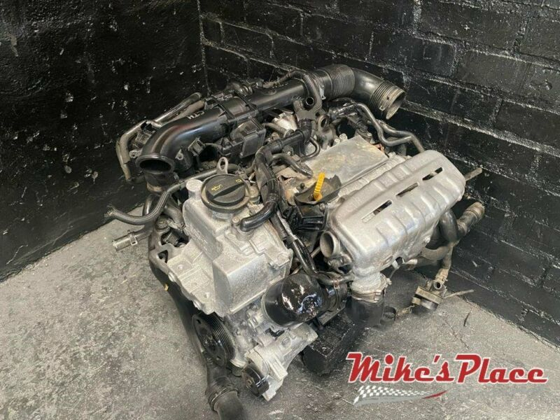 VW Tiguan - Polo Gti 1.4 TSFi CTH Engine for sale at Mikes Place