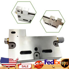 100mm High Precision Vise Stainless Manual Wire Cutting Vise For Small Workpiece